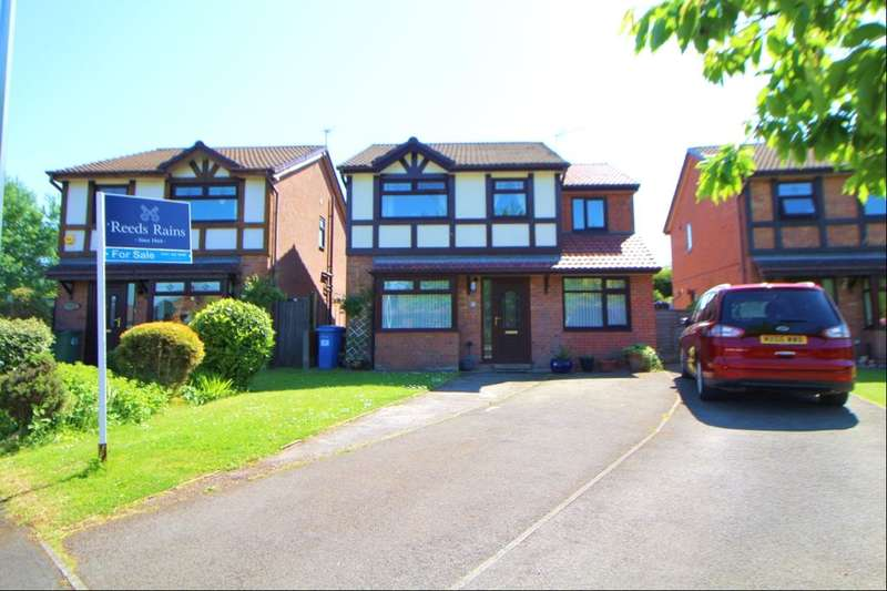 5 Bedrooms Detached House for sale in Barlow Fold Road, Reddish , Stockport, SK5