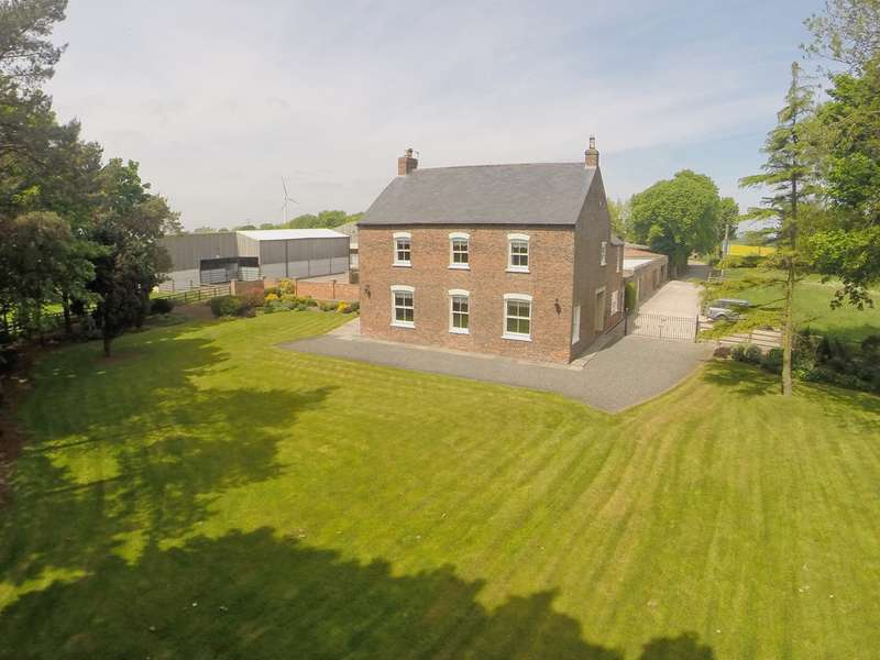 4 Bedrooms Detached House for sale in Thirtleby, Hull, HU11