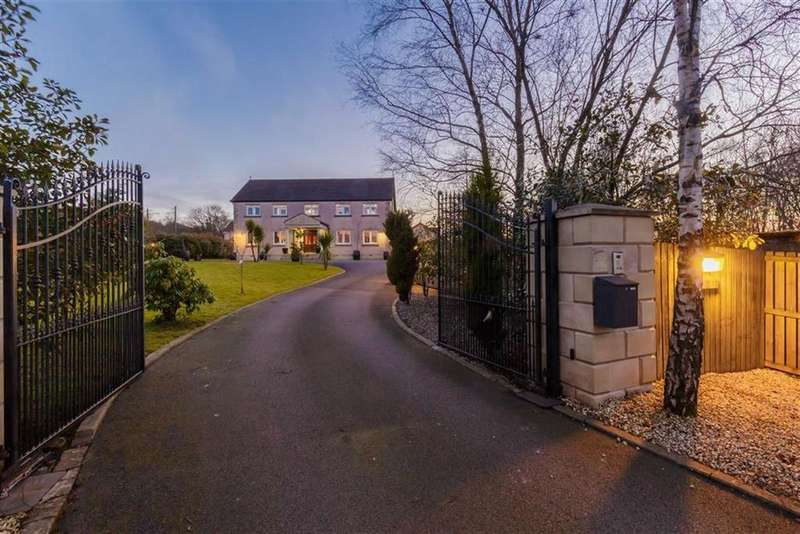 6 Bedrooms Detached House for sale in Allandale, Falkirk Stirlingshire