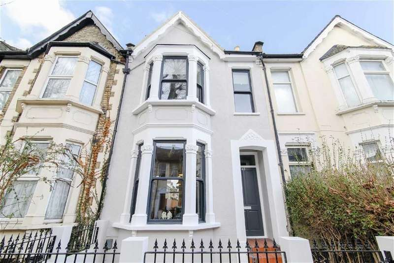 4 Bedrooms House for sale in Calderon Road, Leytonstone, London