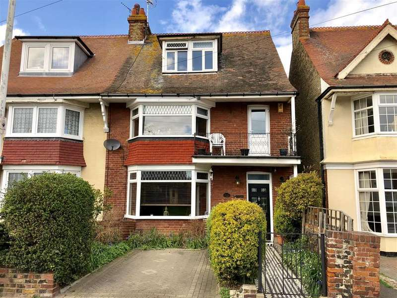 6 Bedrooms Semi Detached House for sale in All Saints Avenue, Margate