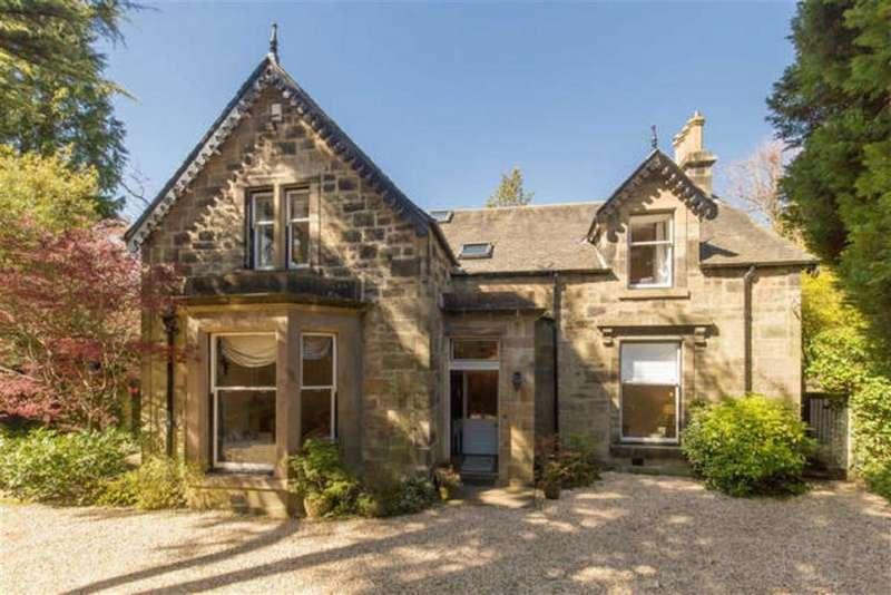 4 Bedrooms Detached House for sale in 8 Arnothill, Falkirk, Stirlingshire