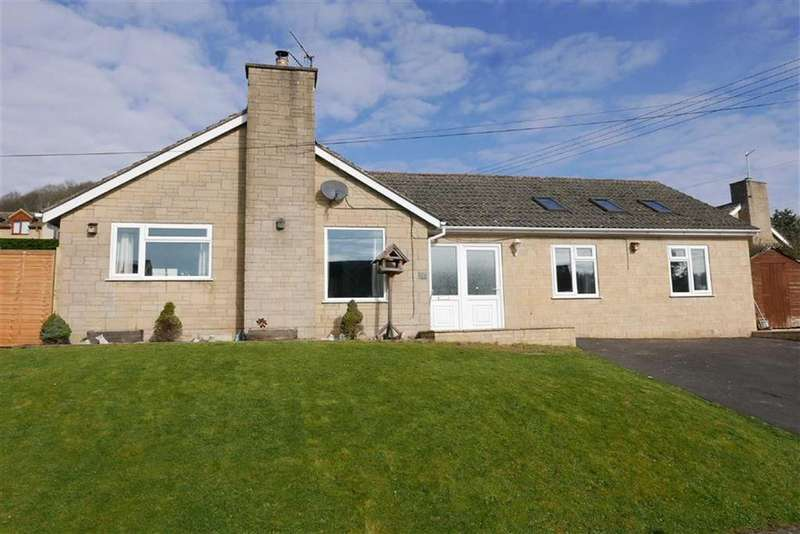 5 Bedrooms Detached Bungalow for sale in Court Garden, Uley, GL11