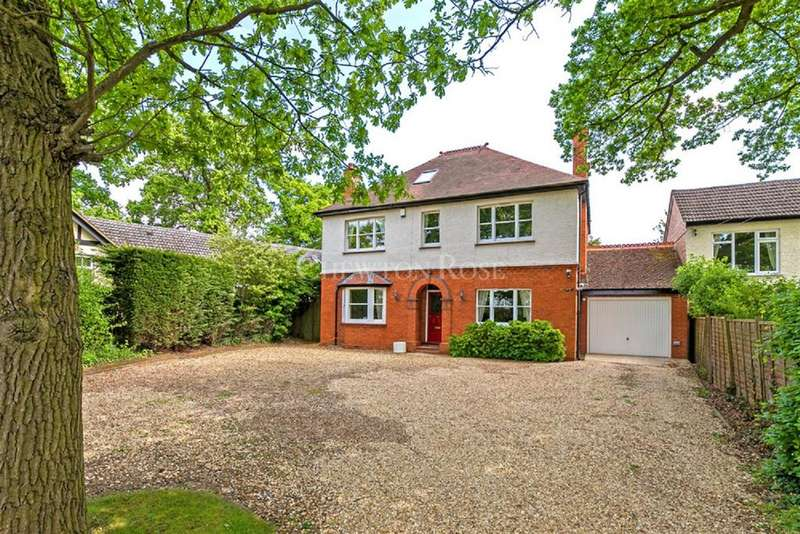 4 Bedrooms Detached House for sale in Woburn Sands