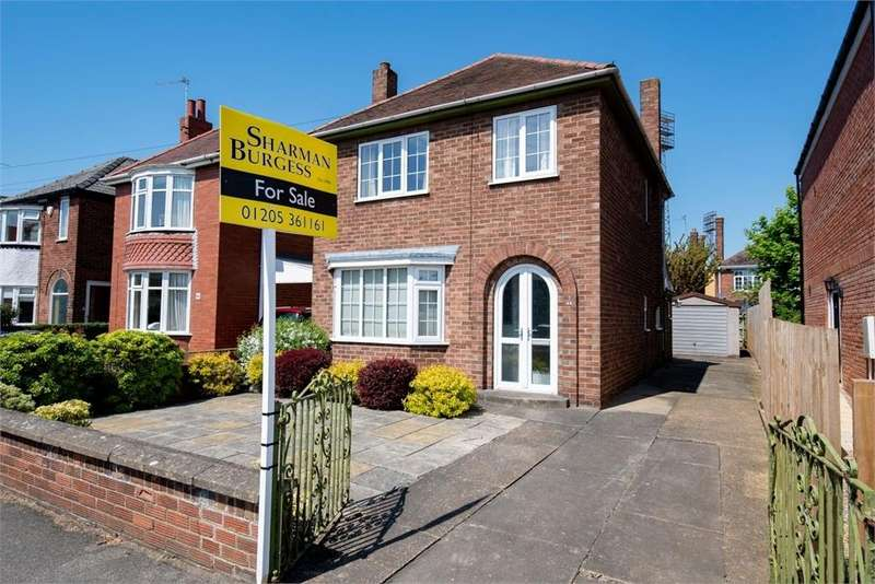 3 Bedrooms Detached House for sale in Pilgrim Road, Boston, Lincolnshire