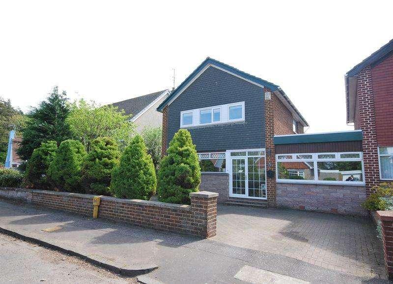 4 Bedrooms Link Detached House for sale in 3 Gearholm Road, Ayr, KA7 4DR