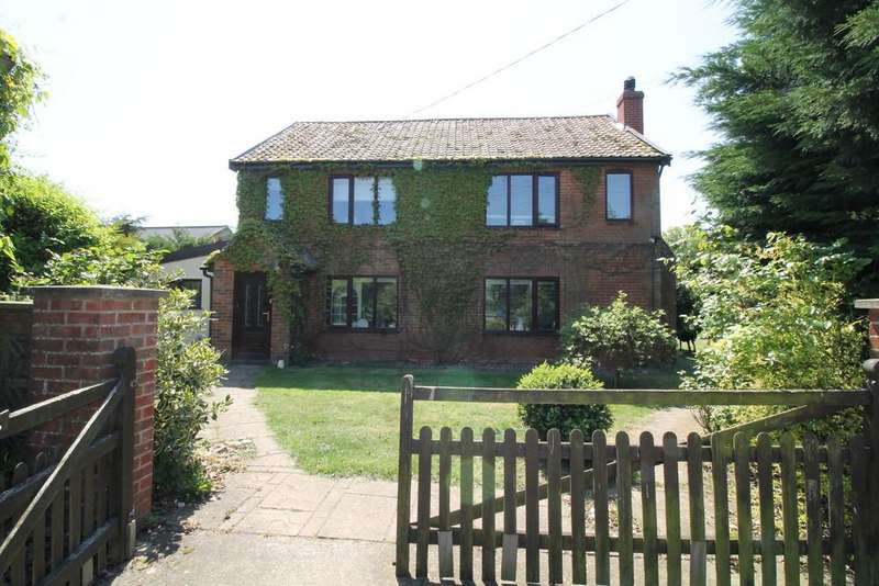 4 Bedrooms Farm House Character Property for sale in Leiston, Nr Heritage Coast, Suffolk