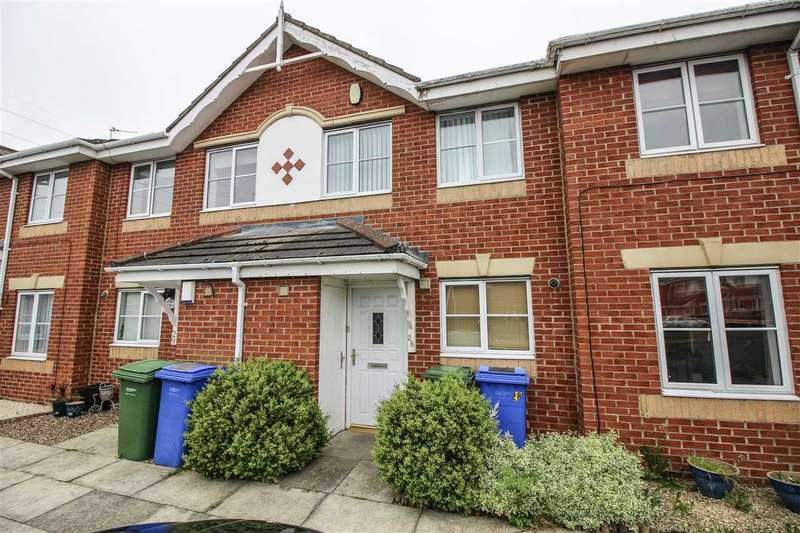 2 Bedrooms Terraced House for rent in Allonby Mews, Cramlington