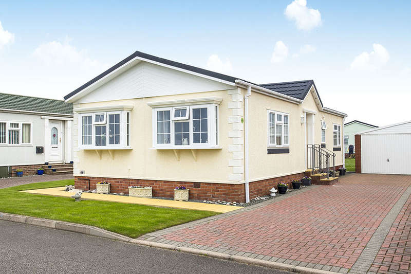 2 Bedrooms Detached Bungalow for sale in Nethertown, Egremont, CA22