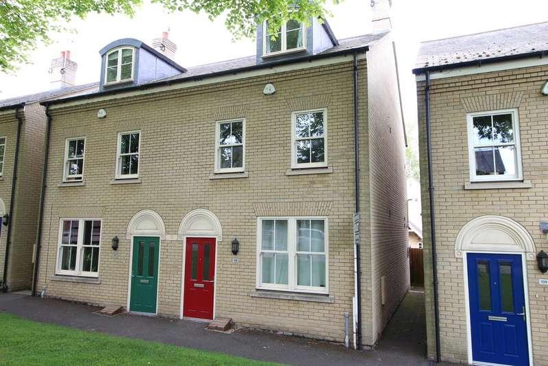 3 Bedrooms Property for sale in Queens Road, Bury St Edmunds IP33