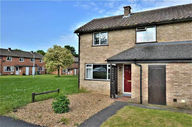 2 Bedrooms Property for sale in Parker Road, Wittering, Peterborough