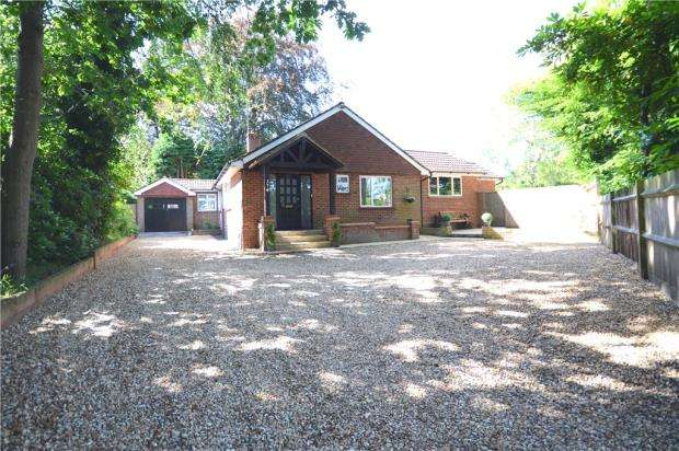 4 Bedrooms Detached Bungalow for sale in Fernhill Road, Farnborough, Hampshire