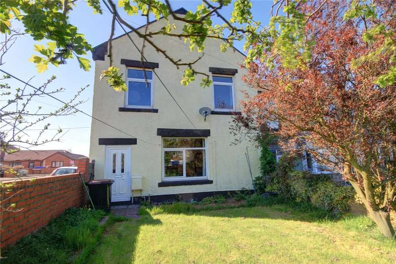 4 Bedrooms End Of Terrace House for sale in Pavilion Terrace, Burnhope, Durham, DH7