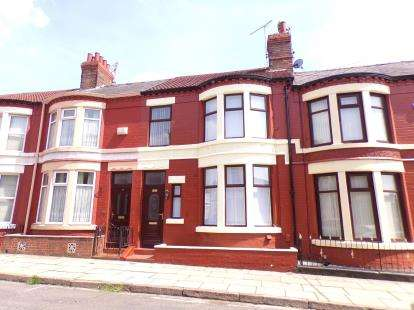 3 Bedrooms Terraced House for sale in Eastdale Road, Wavertree, Merseyside, L15