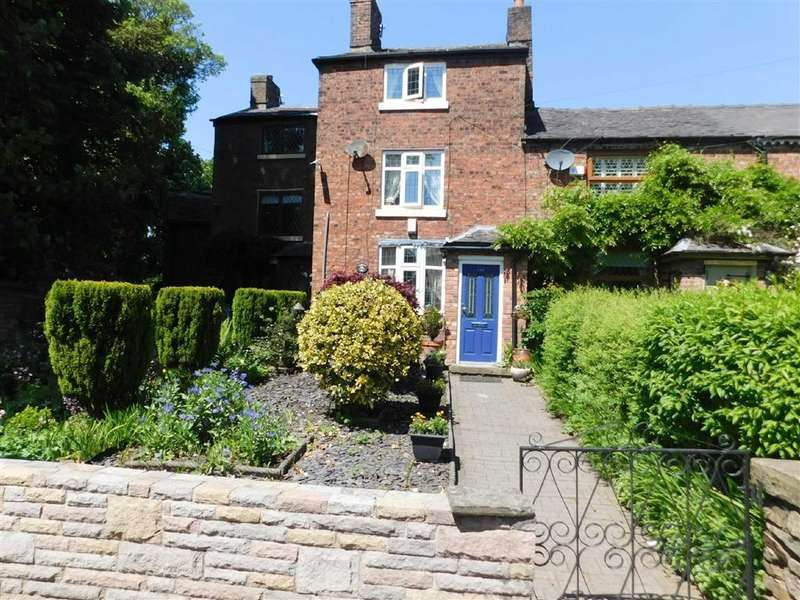 3 Bedrooms Cottage House for sale in Stockport Road, Gee Cross, Hyde