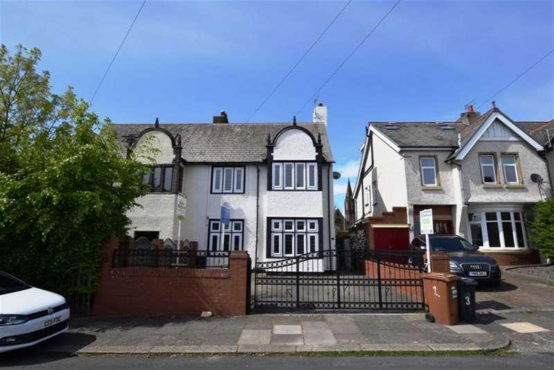 3 Bedrooms Semi Detached House for sale in Carlton Avenue, Barrow In Furness, Cumbria