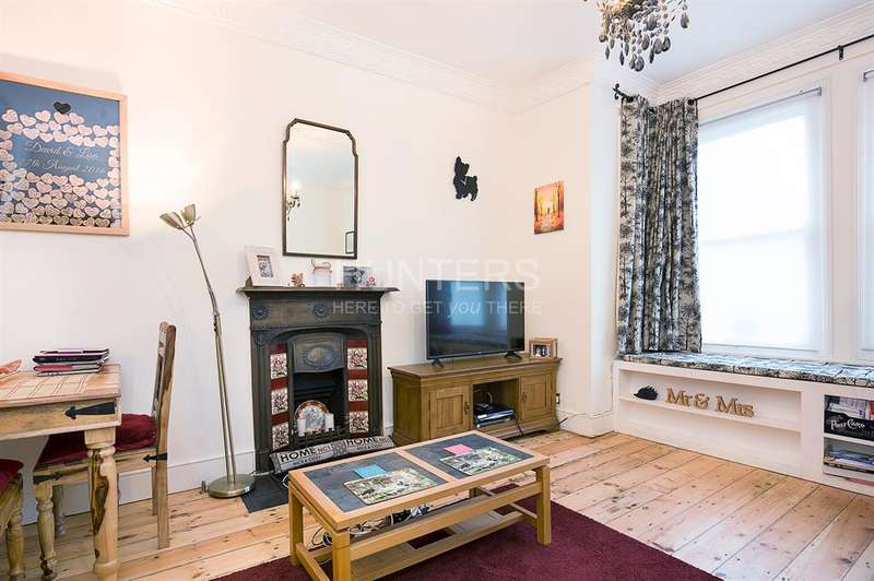 2 Bedrooms Flat for sale in Cricklewood Lane, London, NW2