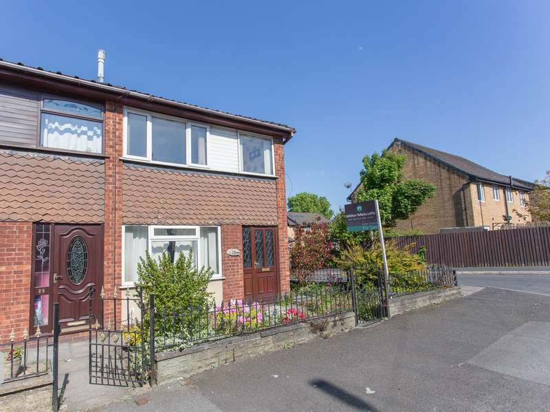 3 Bedrooms End Of Terrace House for sale in Smethurst Lane, Bolton, BL3