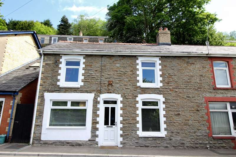 3 Bedrooms Semi Detached House for sale in High Street, Llanhilleth, Abertillery, NP13