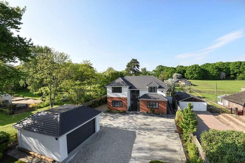6 Bedrooms Detached House for sale in Edneys Hill, Wokingham, RG41