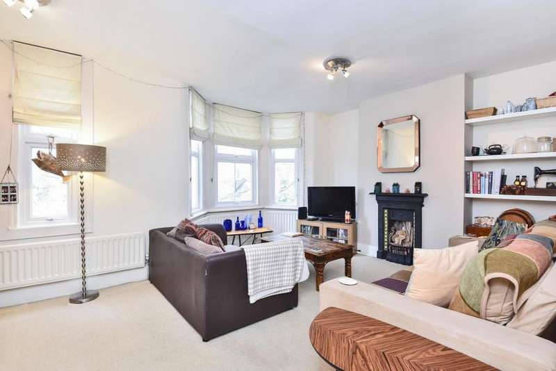 2 Bedrooms Maisonette Flat for sale in Southfield Road, Chiswick