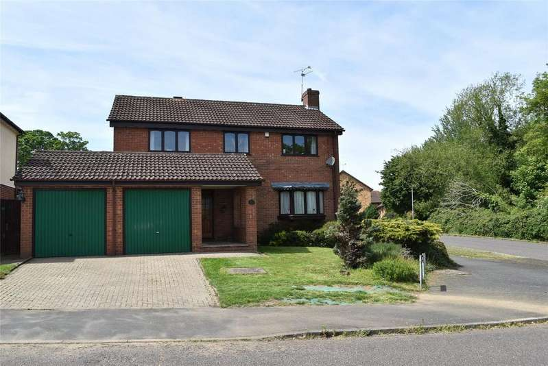 4 Bedrooms Detached House for sale in Ovitts Close, Winslow