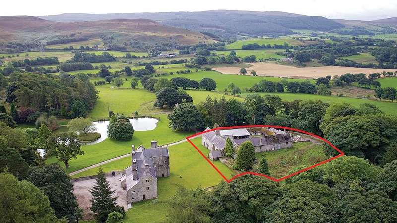 Plot Commercial for sale in Llandegla, Denbighshire, LL11