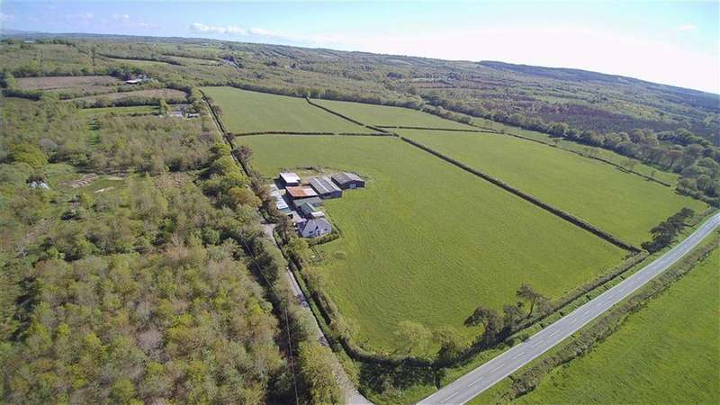 3 Bedrooms Land Commercial for sale in Highampton, Beaworthy, Devon, EX21