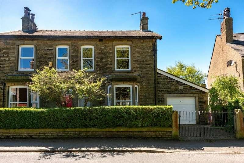 3 Bedrooms Semi Detached House for sale in Church Lane, Mellor, Blackburn, BB2