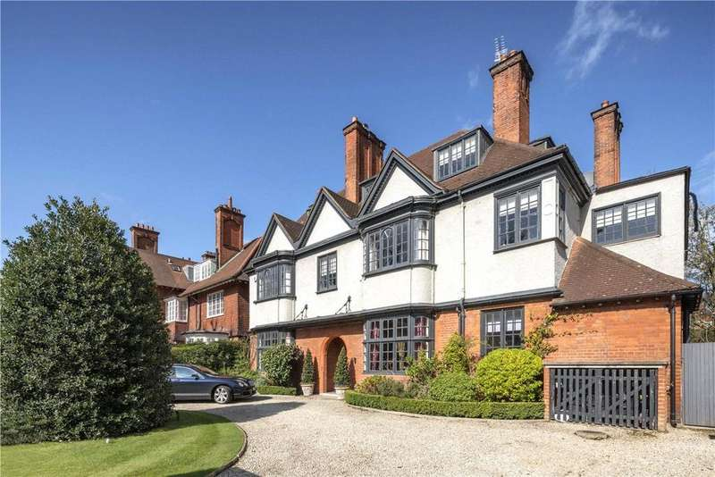 7 Bedrooms Detached House for sale in Elsworthy House, Elsworthy Road, Primrose Hill, NW3