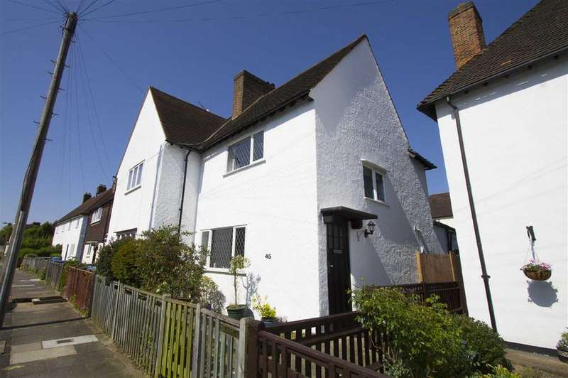 3 Bedrooms End Of Terrace House for sale in Arsenal Road, Eltham, London