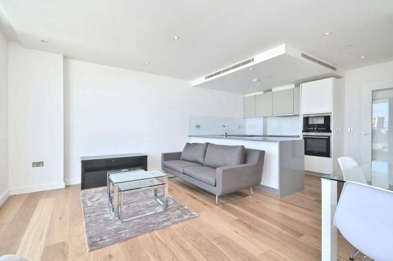 2 Bedrooms Flat for rent in Camley Street, London, N1C