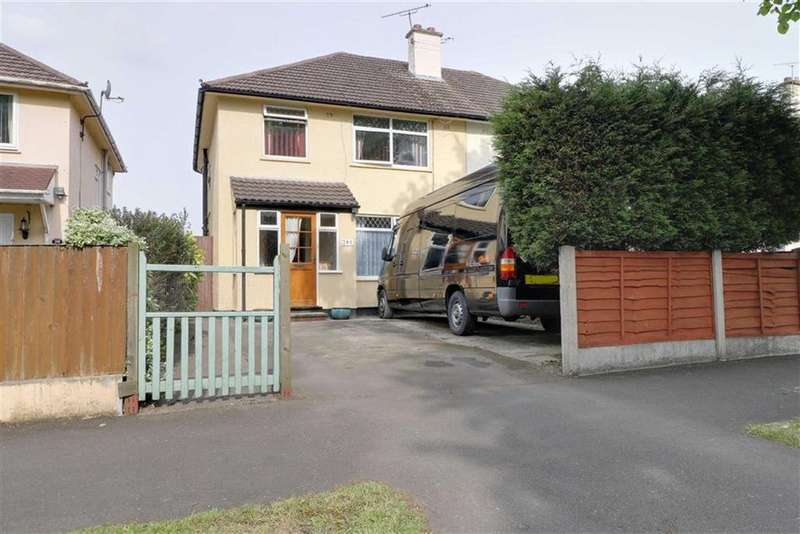 3 Bedrooms Semi Detached House for sale in Lime Tree Avenue, Crewe