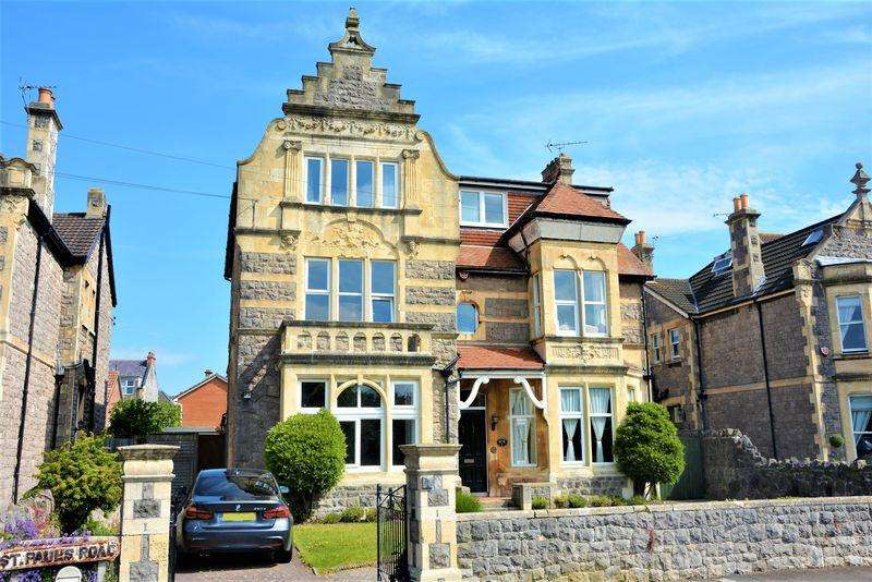 8 Bedrooms Detached House for sale in St Pauls Road, Weston-Super-Mare