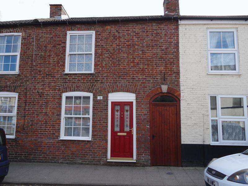 2 Bedrooms Terraced House for sale in High Street, Donington
