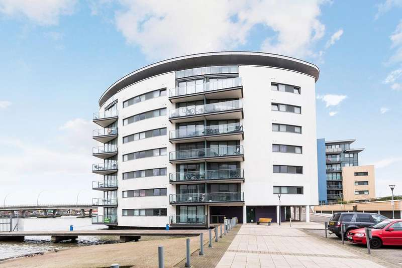 1 Bedroom Apartment Flat for sale in Basin Approach, Royal Docks, London, E16