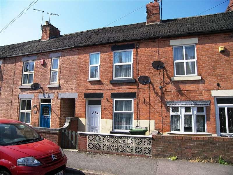 2 Bedrooms Terraced House for sale in Chapel Street, Kilburn, Belper, Derbyshire, DE56