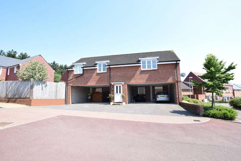 2 Bedrooms Apartment Flat for sale in Spoonbill Rise, Bracknell, Berkshire, RG12