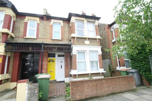 2 Bedrooms Flat for sale in Burges Road, East Ham, London