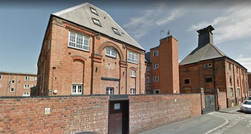 3 Bedrooms Apartment Flat for sale in Burgess Mill, 20 Manchester Street, Derby