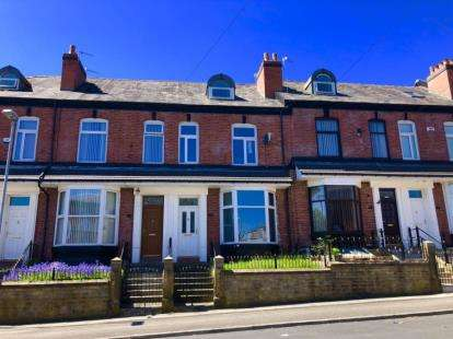 3 Bedrooms Terraced House for sale in Bedford Street, Bolton, Greater Manchester