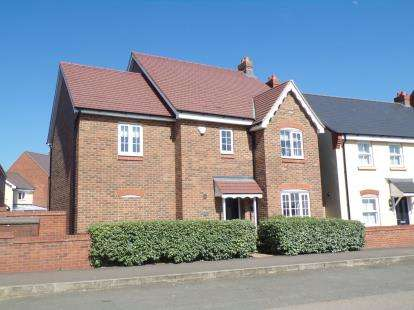 4 Bedrooms Detached House for sale in Wilkinson Road, Kempston, Bedford