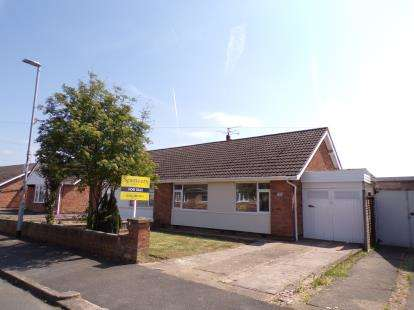 3 Bedrooms Bungalow for sale in Anglesey Road, Wigston, Leicestershire