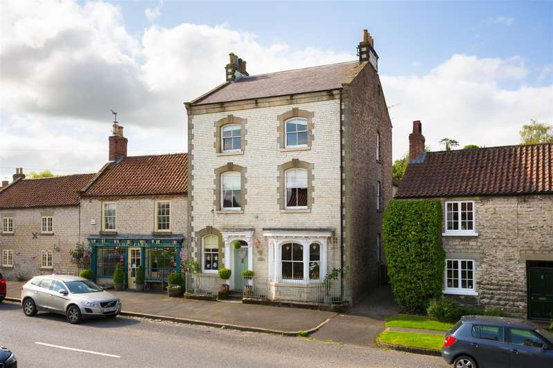 5 Bedrooms Town House for sale in Hovingham Country House & Digger Cottage, Park Street, Hovingham, York, YO62 4JZ