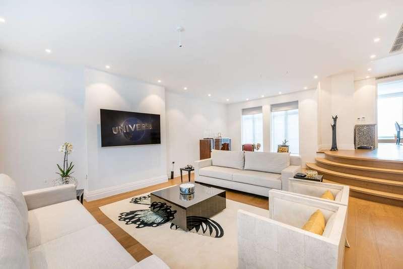5 Bedrooms House for sale in Bathurst Street, Hyde Park Estate, W2