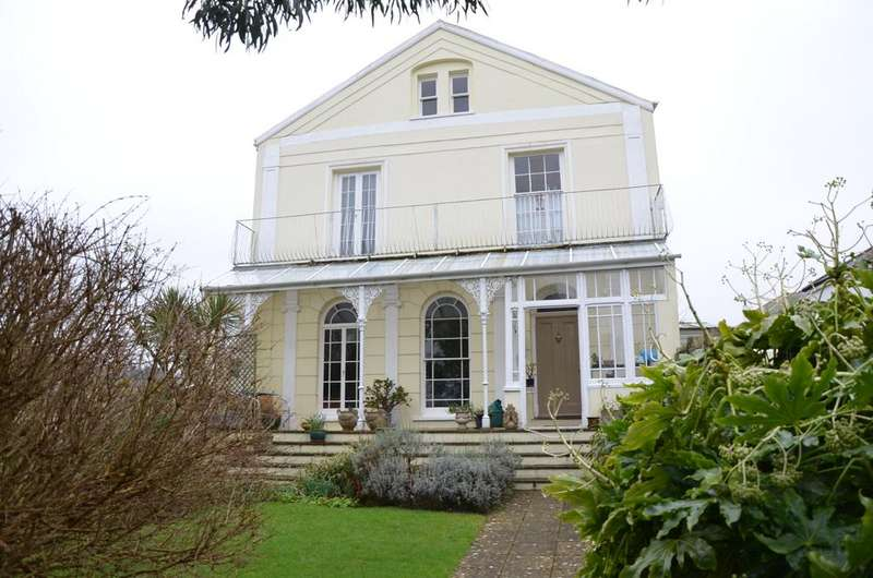 6 Bedrooms Detached House for sale in Calthorpe House, 31 Belmont Road, Ilfracombe EX34 8DR