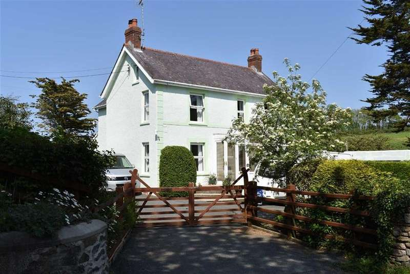 4 Bedrooms Detached House for sale in Llanarth, Ceredigion