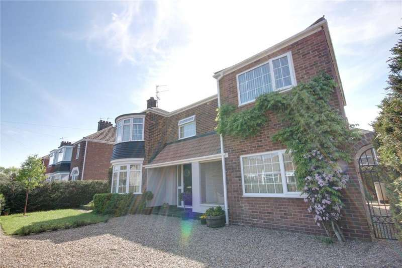 4 Bedrooms Detached House for sale in Hamilton Grove, Normanby