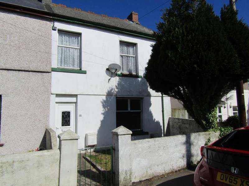 3 Bedrooms End Of Terrace House for sale in Tuckingmill, Camborne TR14