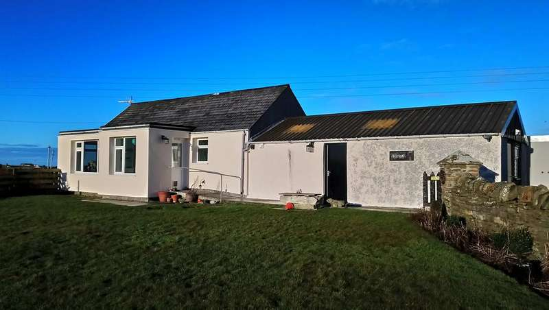 3 Bedrooms Detached Bungalow for sale in Hillpark, Lady Village, Sanday, Orkney KW17